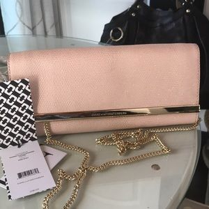 DVF shoulder or clutch bag